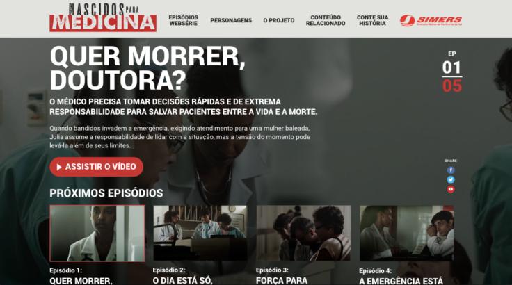 Portal da Websérie